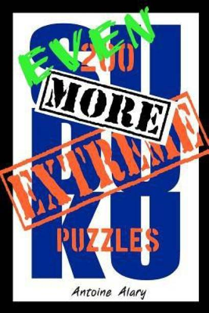 Even More Extreme Sudoku