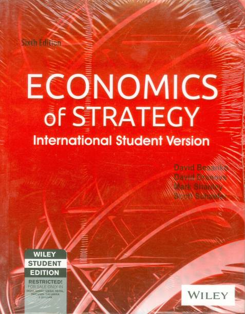 Economics of Strategy, Isv