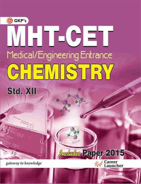 MHT - CET Medical / Engineering Entrance (Chemistry) - Class - 12 1 Edition