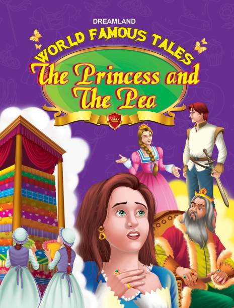 World Famous Tales - The Princess and The Pea