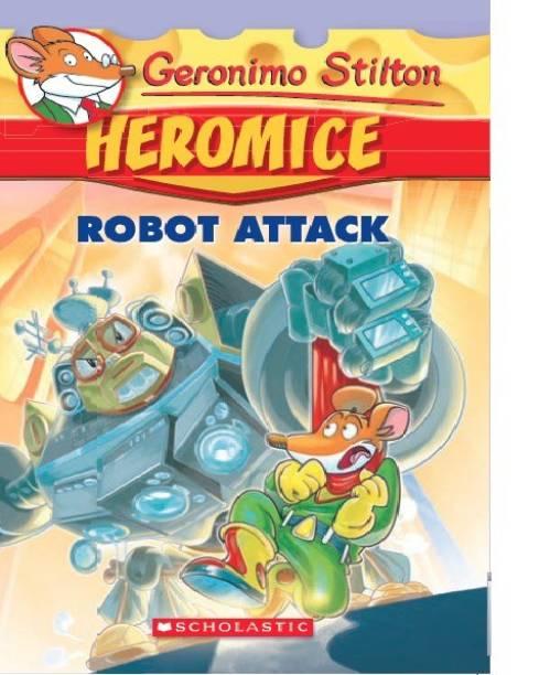 Heromice #2 : Robot Attack
