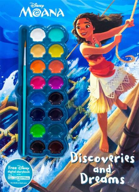 Disney - Moana - Discoveries and Dream