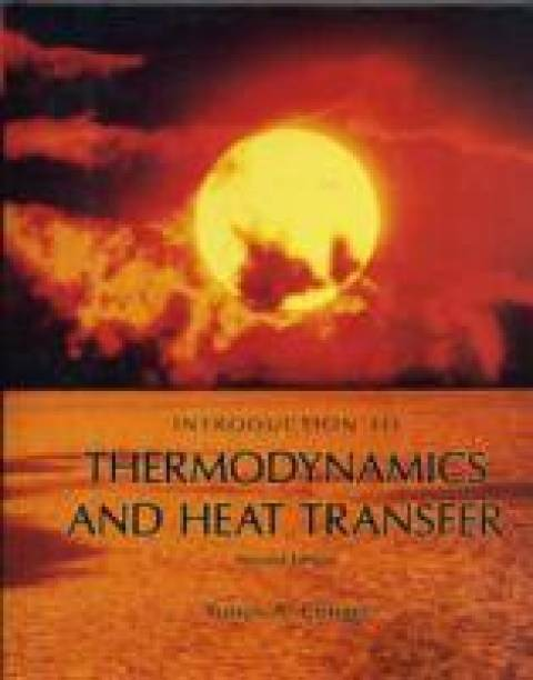 Yunus a cengel books buy yunus a cengel books online at best introduction to thermodynamics and heat transfer 2nd edn 2nd edition fandeluxe Gallery