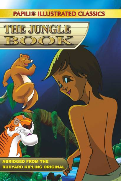 THE JUNGLE BOOK (Abridged and illustrated)