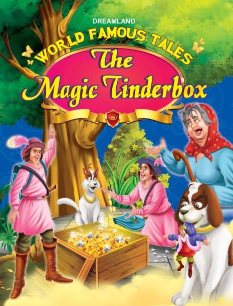 World Famous Tales - The Magic Tinderbox