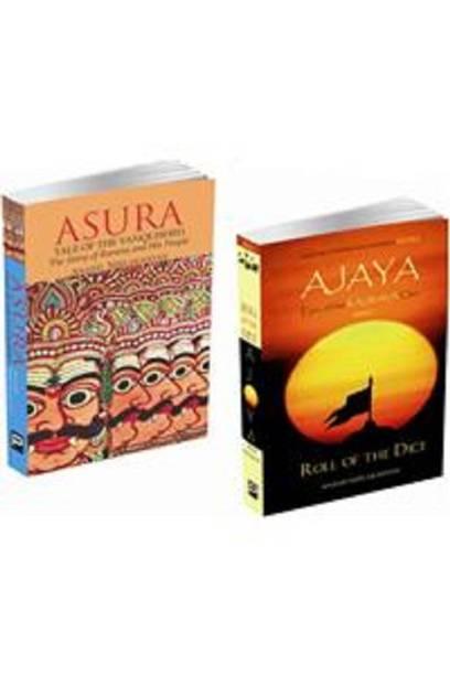 Ajaya and Asura : Combo pack