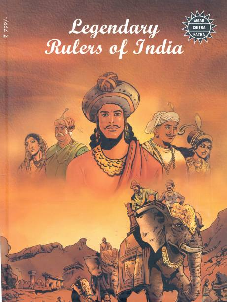 Legendary Rulers of India (15in1)
