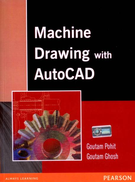 Machine Drawing with AutoCAD 1st  Edition