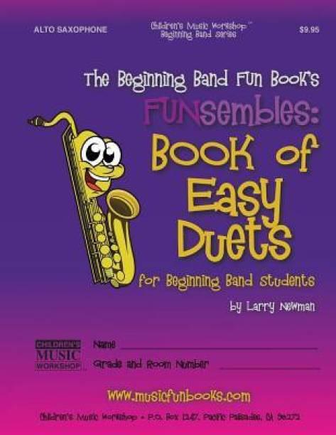 The Beginning Band Fun Book's Funsembles