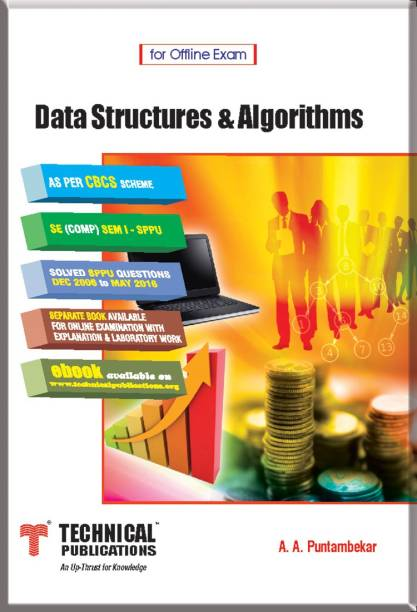 A a puntambekar books store online buy a a puntambekar books data structures algorithms for sppu s e sem i comp course 2015 for fandeluxe Image collections