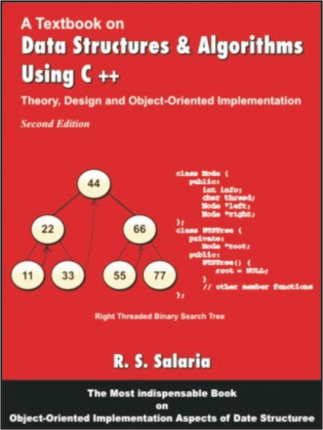 DATA STRUCTURE BOOK BY RS SALARIA EBOOK