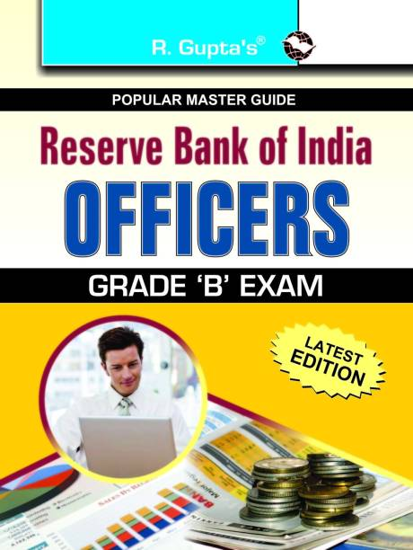 RBI Grade B Officers Exam Guide - (Phase-I, Objective Type) 2022 Edition