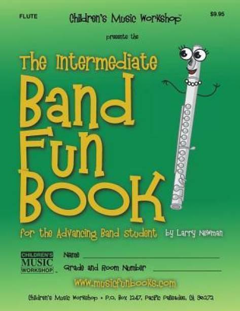 The Intermediate Band Fun Book (Flute)