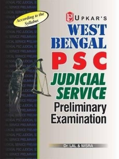 West Bengal Psc Judicial Services Preliminary Examination