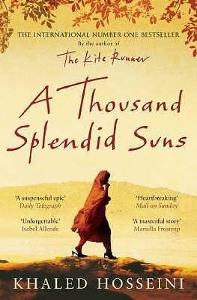 Khaled Hosseini Books - Buy Khaled Hosseini Books Online at Best