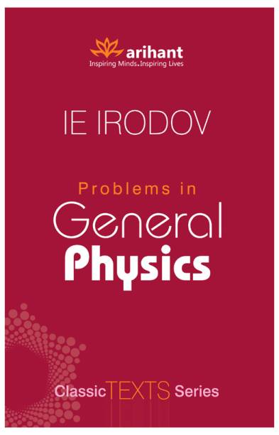 Iit jee books buy iit jee main and advanced books online at best problems in general physics fandeluxe Image collections