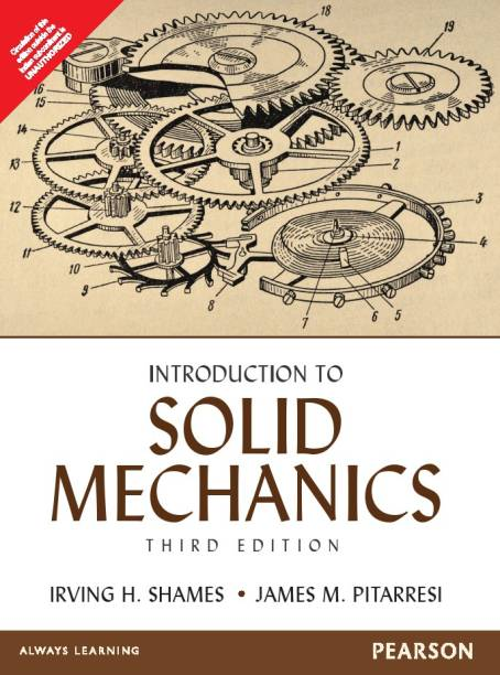 Introduction to Solid Mechanics 3rd  Edition