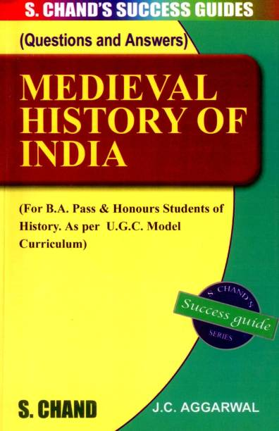 S.Chand'S Simplified Course Medieval History