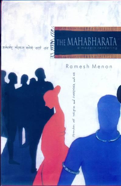 The Mahabharata: Vol I & II - A Modern Rendering (Set of 2 Volume)