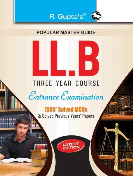 LLB (3 Years Course) Entrance Exam Guide