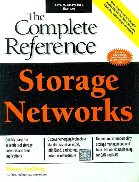 STORAGE NETWORKS: THE COMPLETE REFERENCE Indian  Edition