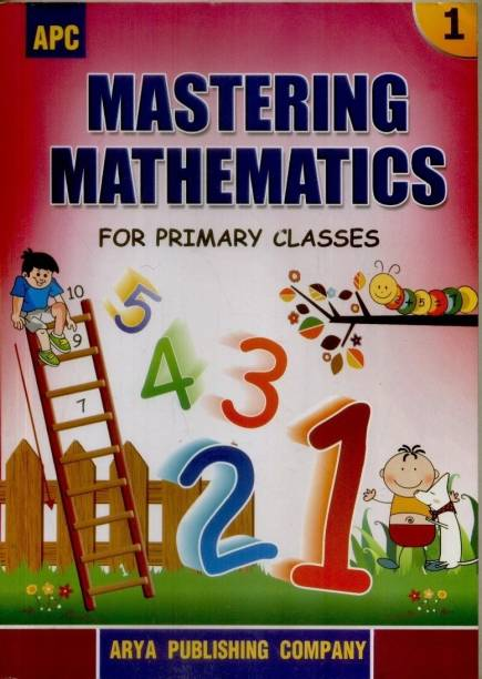 Mastering Mathematics for Primary Classes (Class - 1)