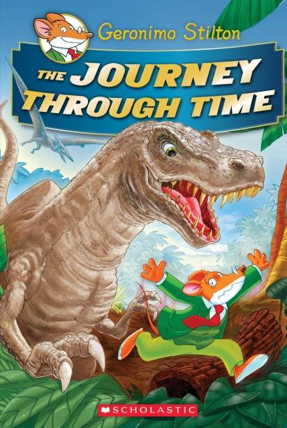 Geronimo Stilton the Journey Through Time