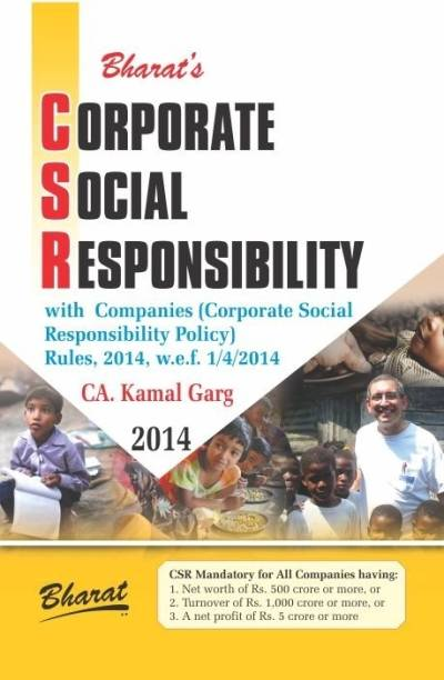 Corporate Social Responsibility 1st Edition