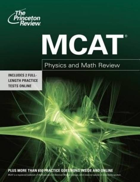 Mcat Medical College Admission Test Books - Buy Mcat Medical College