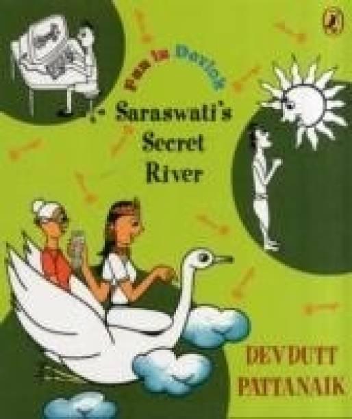 Fun In Devlok: Saraswati's Secret River