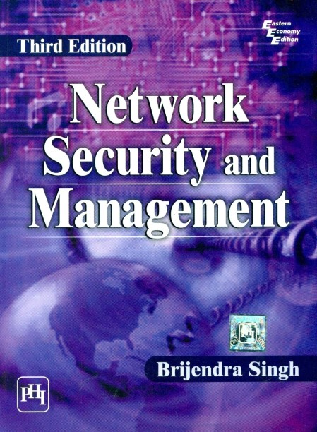 pdf of network security and management by brijendra singh