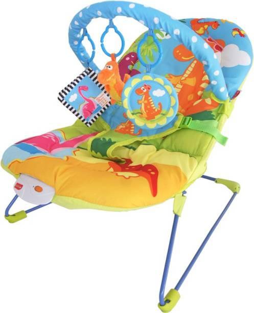 LuvLap Little Dino Baby Bouncer Bouncer