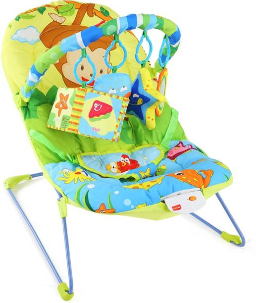 LuvLap Go Fishing Baby Bouncer Bouncer