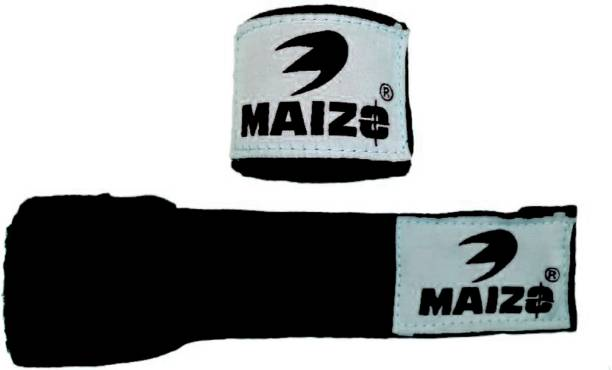MAIZO Stretchable 180 Inches Black Boxing Hand Wrap