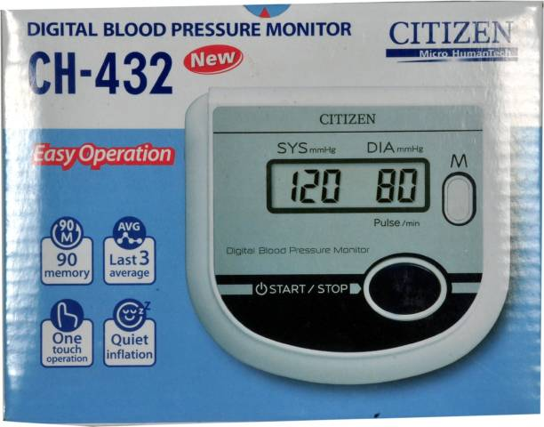 CITIZEN ch 432 delux ch-432 Bp Monitor