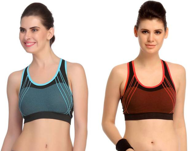f75fc0958f Sports Bras - Buy Sports Bras Online for Women at Best Prices in India