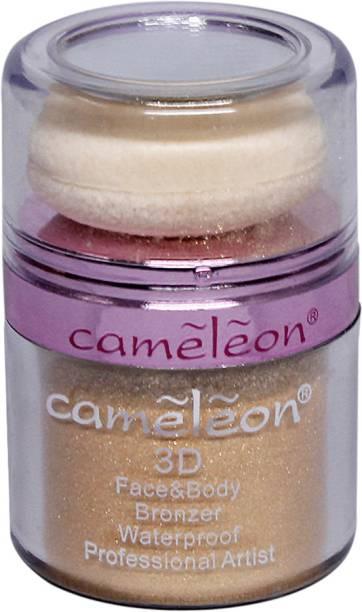 Cameleon 3D Face & Body Waterproof Bronzer