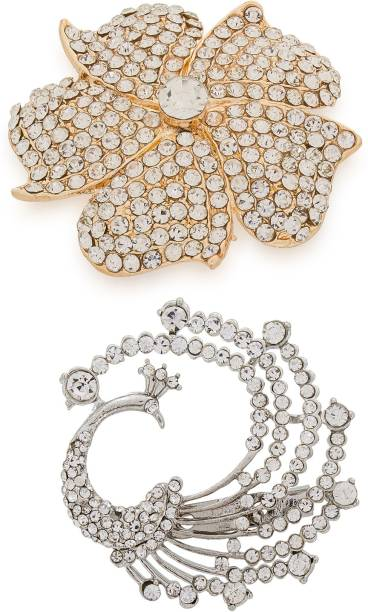 3207c356f61 Luxor Brooches - Buy Luxor Brooches Online at Best Prices In India ...