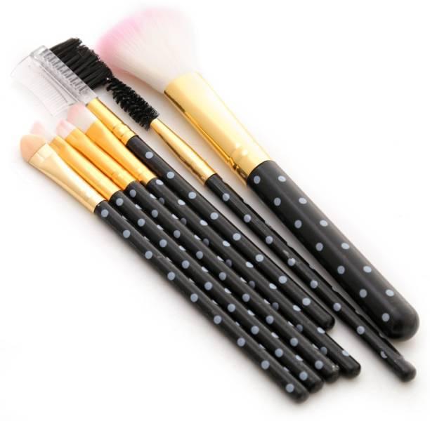 FOOLZY Set of 7 Make Up Brush Set