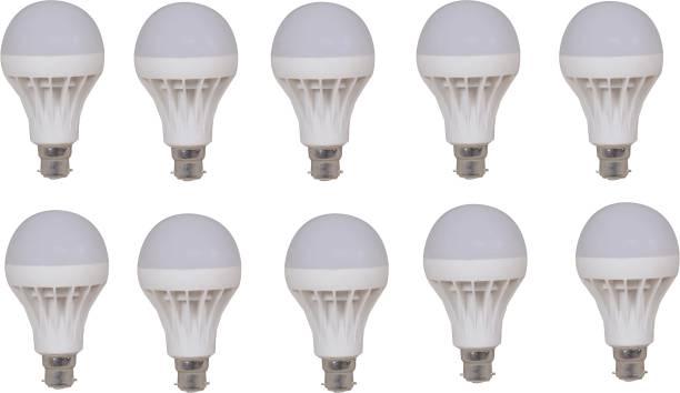 Listers 9 W Standard B22 LED Bulb