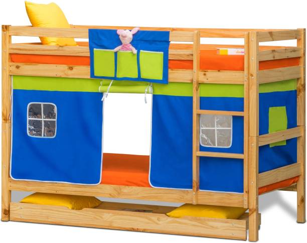 Alex Daisy Oslo Solid Wood Bunk Bed