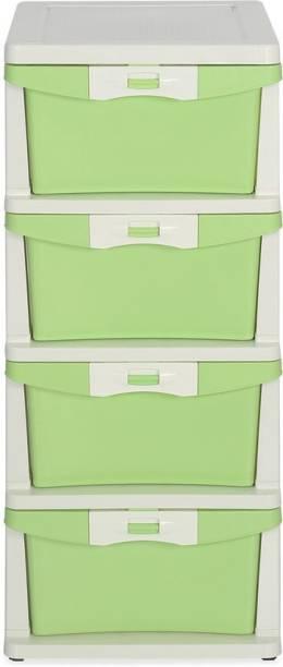 Nilkamal Chester 24 Plastic Free Standing Cabinet