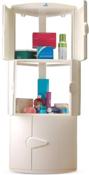 Nilkamal corner cabinet Plastic Wall Mount Cabinet