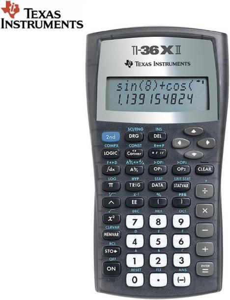 TEXAS INSTRUMENTS TI - 36X II Stealodeal TI - 36X II Scientific  Calculator