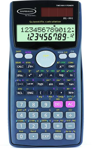 f2a079e306de Scientific calculator - Buy Scientific calculator Online at Best ...