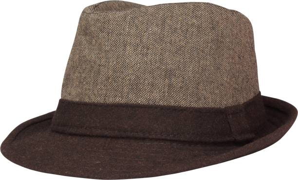 Fedora Hat - Buy Fedora Hat online at Best Prices in India ... 91a992ff3ad