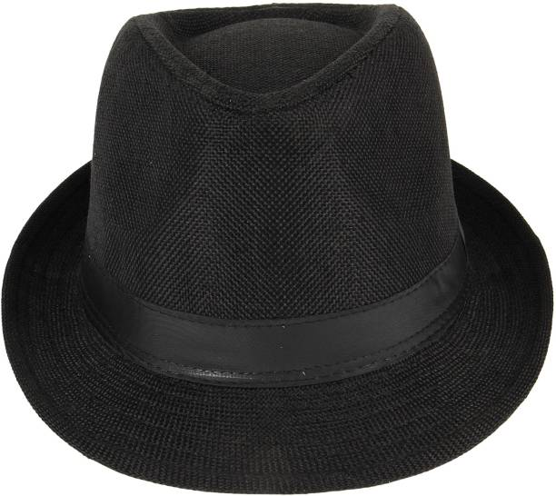 dc39d1503bbbc Fedora Hat - Buy Fedora Hat online at Best Prices in India ...