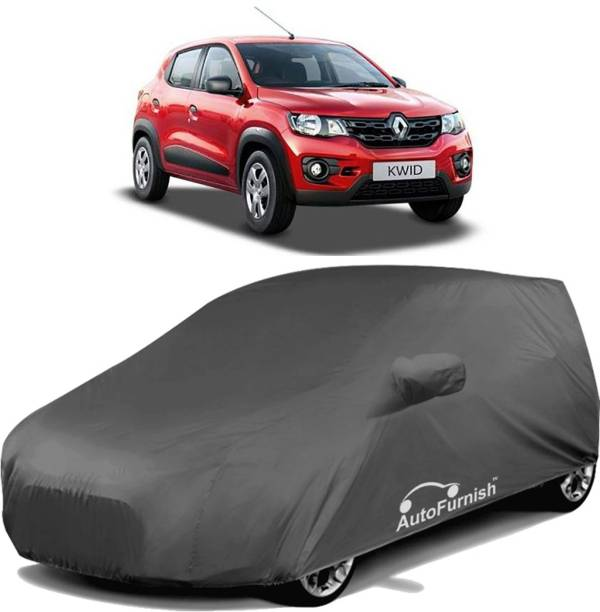 AutoFurnish Car Cover For Renault Kwid (With Mirror Pockets)