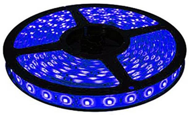 Enfield Works 5 Meters Waterproof Cuttable LED Lights Strip Roll (Blue)for Maruti Suzuki Ciaz Car Fancy Lights