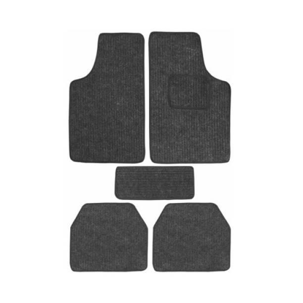 ansaricom Fabric Standard Mat For  Toyota Etios